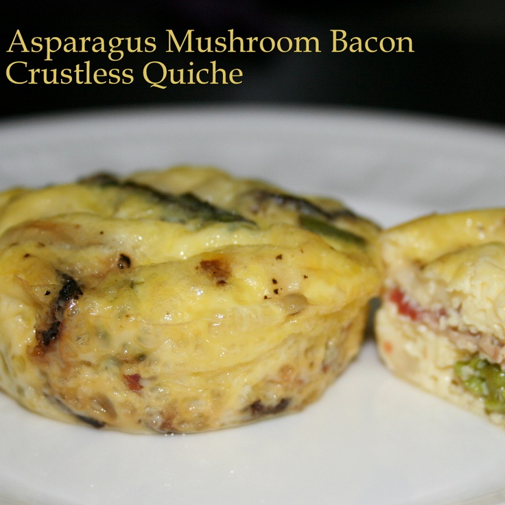 Asparagus And Swiss Cheese Quiche Recipes — Dishmaps