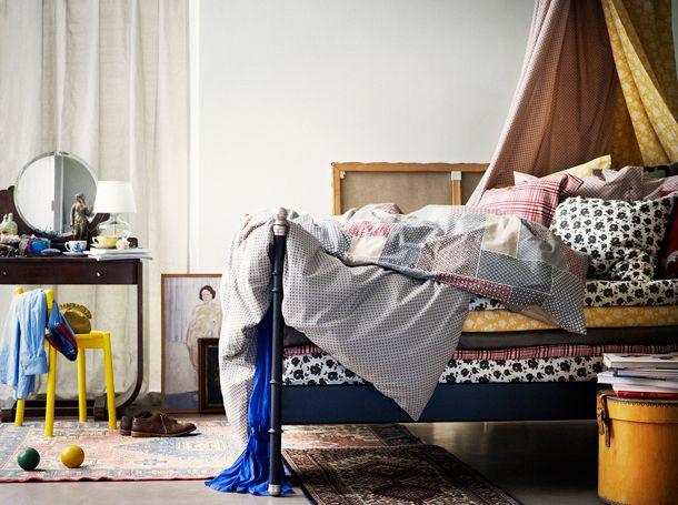 Aspelund Kleiderschrank Von Ikea ~   verleden met de limited edition Fjältäg textielcollectie van Ikea