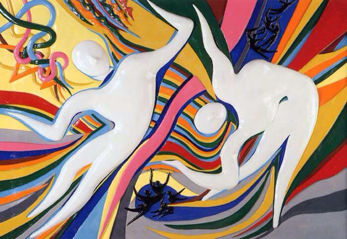 Tarō Okamoto   Birth of Art   Pinterest