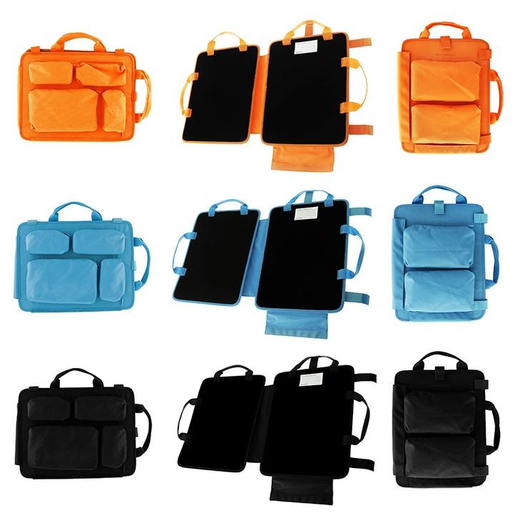 Moleskine τσάντες και θήκες: Χωράνε τα πάντα με στυλ!