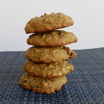 Pumpkin Protein Cookies | Eating and Drinking is good! | Pinterest