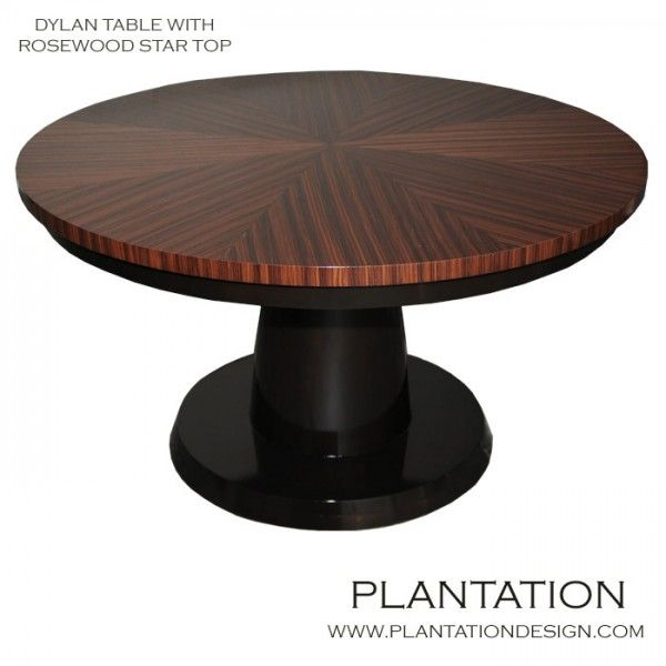 Dylan Dining Table Rosewood Delete Pinterest