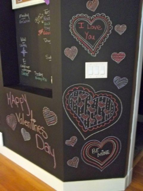 art walk valentine's day
