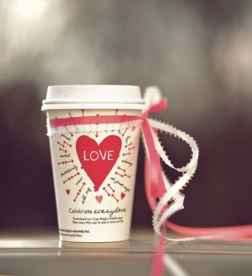 starbucks valentine's day gift cards