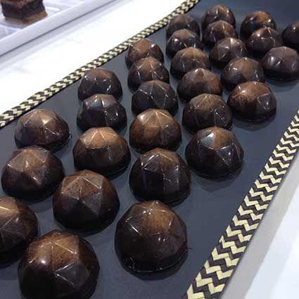 ChocolateDay. Chocolate & Salted Caramel Truffle recipe from Stanton ...