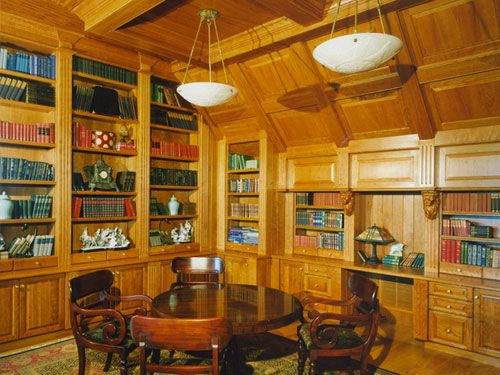 beautiful home library public library pinterest