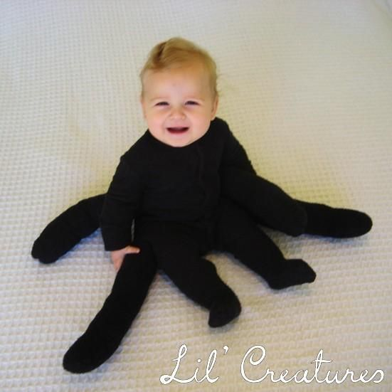 Spider Baby Costume Eve Anna Stuff