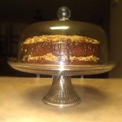German Chocolate Cake III | Recipe
