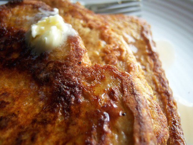 home - fluffy french toast-made this tonight and the whole family ...