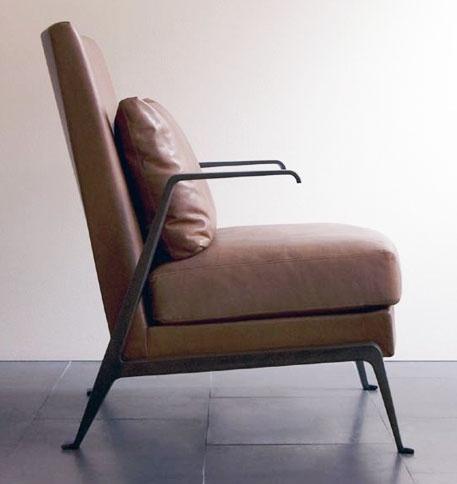 Akan armchair tondelli arredamenti chairs and stools for Martini arredamenti ribolla
