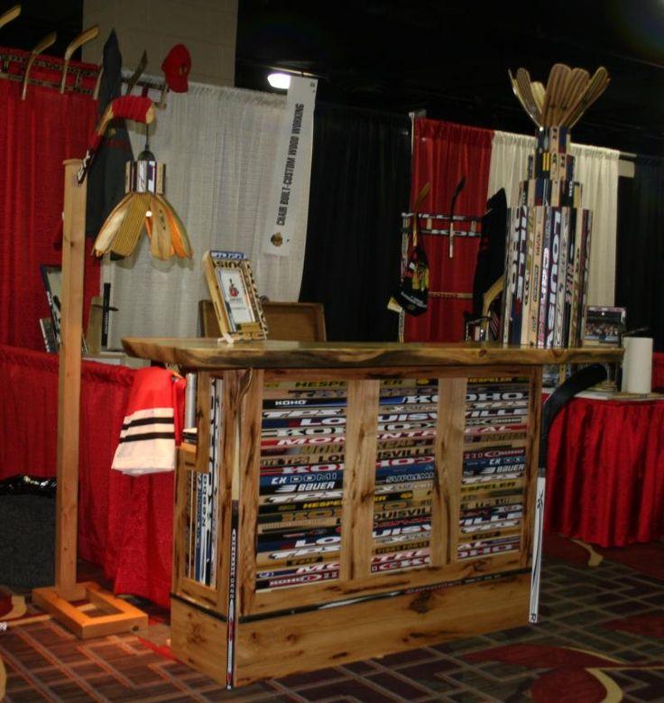 Hockey Bar Stuff I Want At Home Pinterest