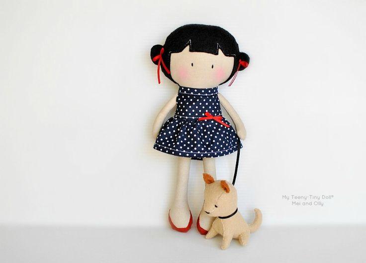 Мой Тини-Крошечный Кукла ® Mei и Olly
