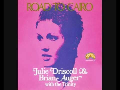 Brian Auger Julie Driscoll The Trinity Open