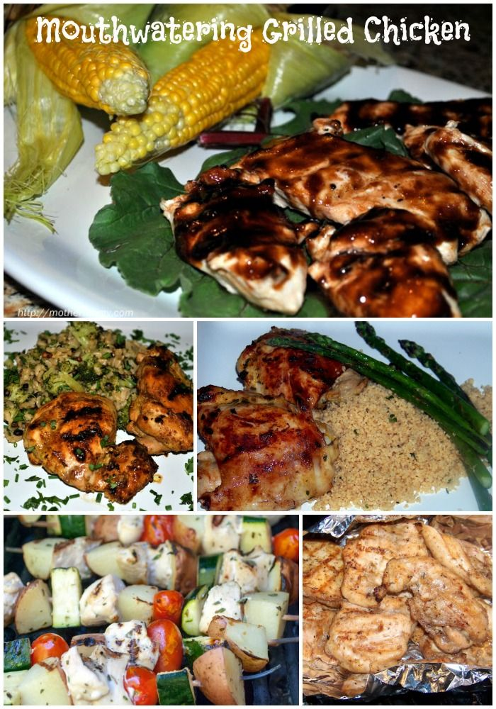 Mouthwatering Grilled Chicken Recipe Roundup #recipes #chicken # ...