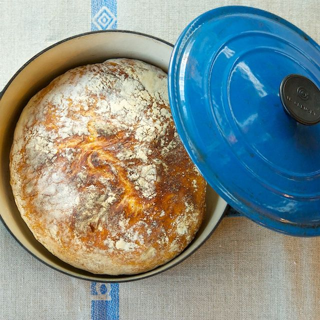 no knead bread | Snacks | Pinterest