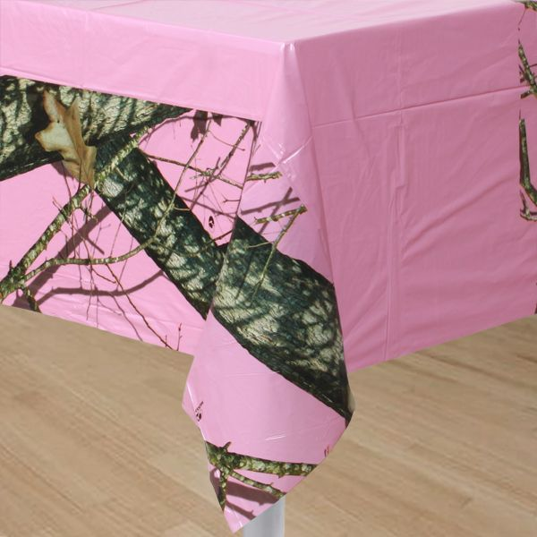 Pin by miranda singleton on party ideas pinterest for Pink camo decorations