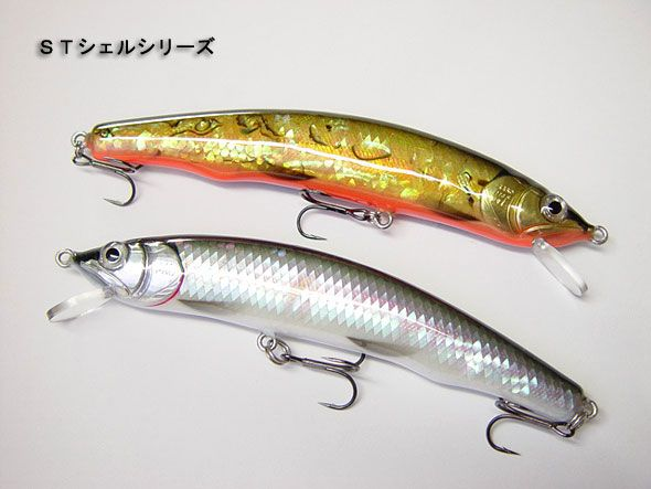 Maki handmade lures fishing pinterest for Handmade fishing lures
