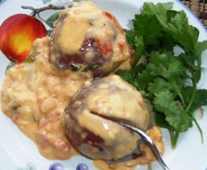 POTATOES WITH CHEESE SAUCE (PAPAS CHORREADAS) | Recipes- Side Dishes ...