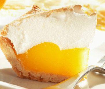 Orange Meringue Pie | tarts & pies {spring/summer flavors} | Pinterest