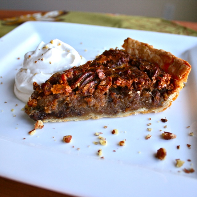 Chocolate Pecan Bourbon Pie...Oh My!! | Sweet Desserts | Pinterest