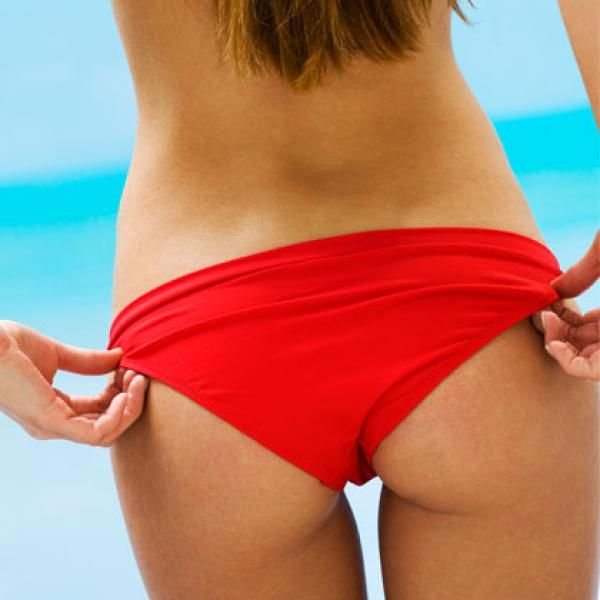 The Bikini Bottom Workout: 7 Lower-Body Blasters - Shape Magazine