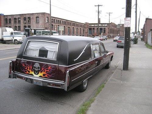 Custom hearse   Haulin Hearses   Pinterest