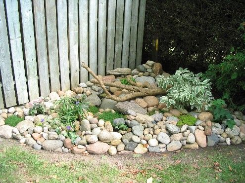 "rock garden ""pile"""