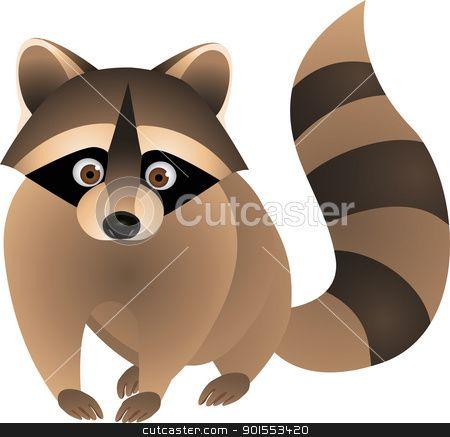 Of Raccoon Cartoon Pictures Raccoon Face Clip Art