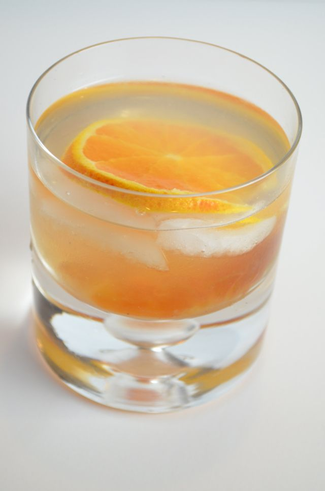 Orange Marmalade Cocktail | I Sing In The Kitchen | Pinterest