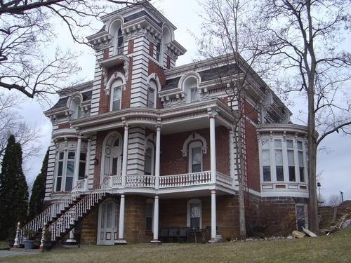 Best Victorian With A Mansard Roof Second Empire Mansard 400 x 300