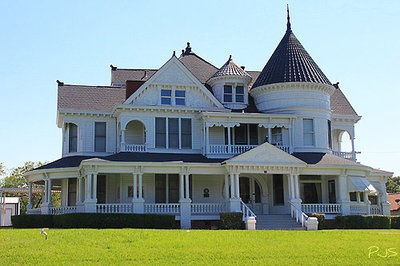 Scarborough House Bonham Texas Haunted By Old Houses Pinterest