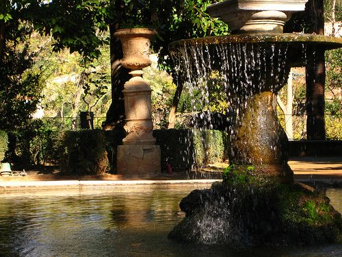 Carmen de los Martires, Granada.