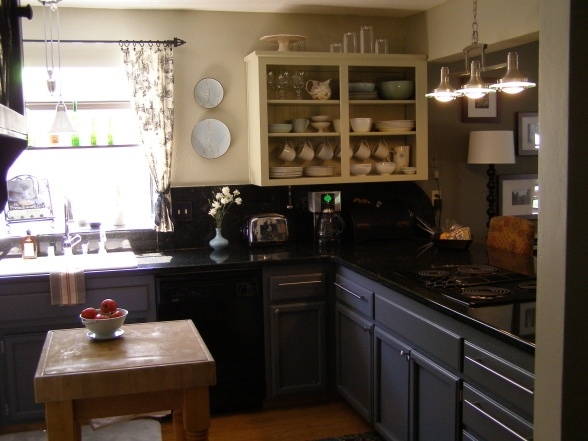 Ugly cabinet kitchen redo idea for stace pinterest