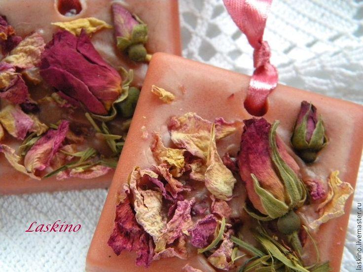 Как сделать саше с розой 91