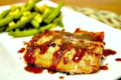Firecracker Grilled Salmon | Dinner Is Served | Pinterest