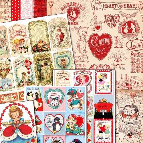 valentines cupcake images