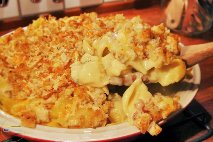 Bacon, Cheddar & Jalapeno Mac n Cheese | Side Dishes | Pinterest