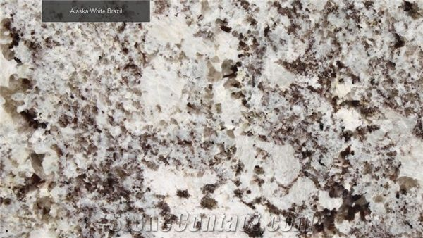Alaska White Granite | Kitchen | Pinterest