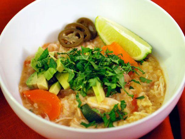 Arroz Aguado (Nicaraguan Chicken and Rice Stew) | Recipe
