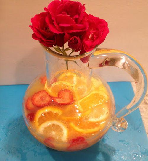 Pineapple Sangria: Gluten Free A-Z | Food num num | Pinterest