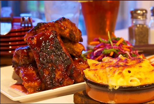 Apple-Bourbon BBQ-Glazed Baby Back Ribs You'll suck the sauce out of ...