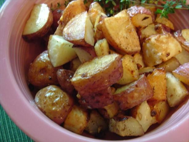 Simple Grilled Red Potatoes Recipe - Food.com : Can nuke potatoes ...