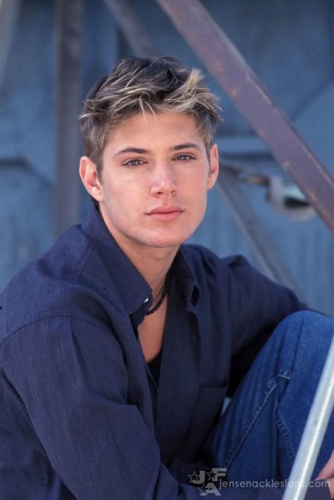 Jensen Ackles Blonde 57