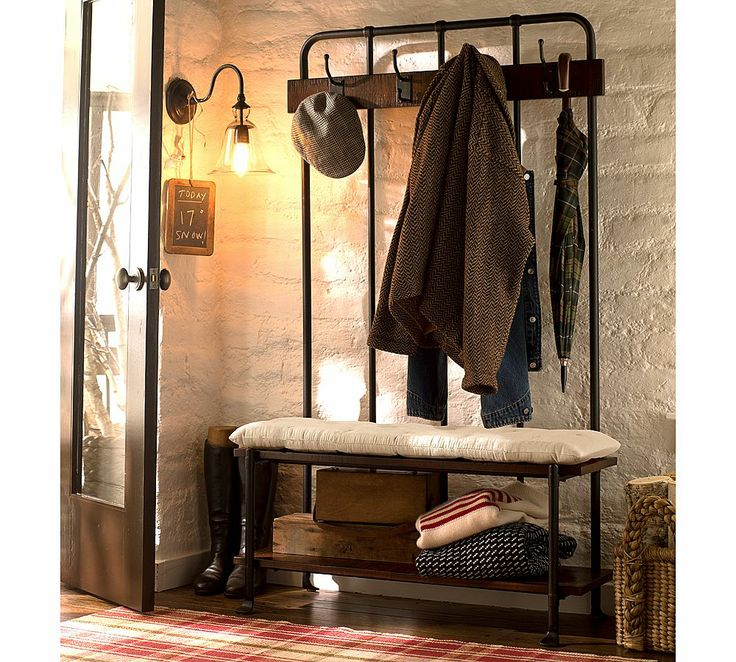 Entryway Coat Rack Homes Decoration Tips