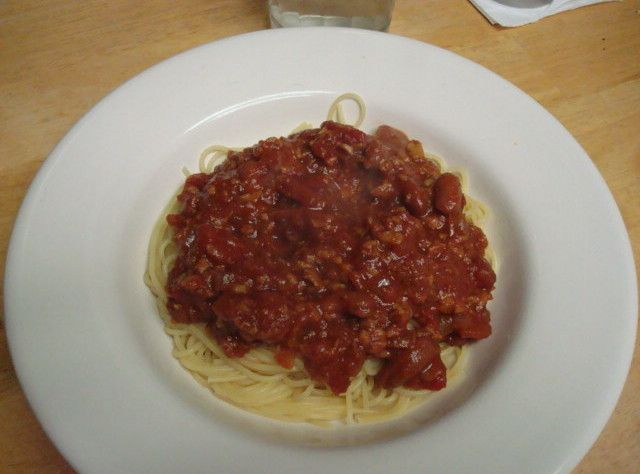 Quick and Easy Chili | Cat's Dinner Recipes | Pinterest