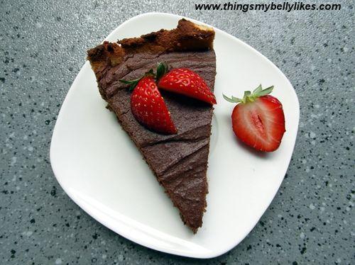 Chocolate Sweet Potato Pie | Crossfit & Paleo | Pinterest