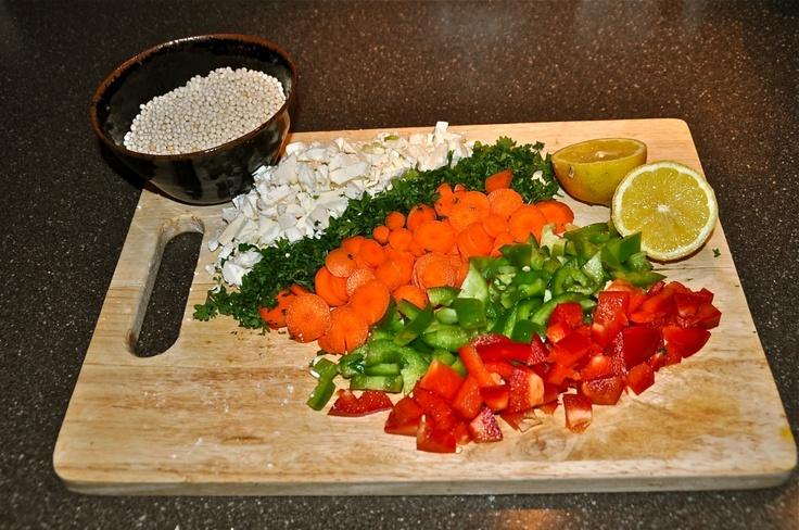 israeli couscous cold salad | Salads | Pinterest