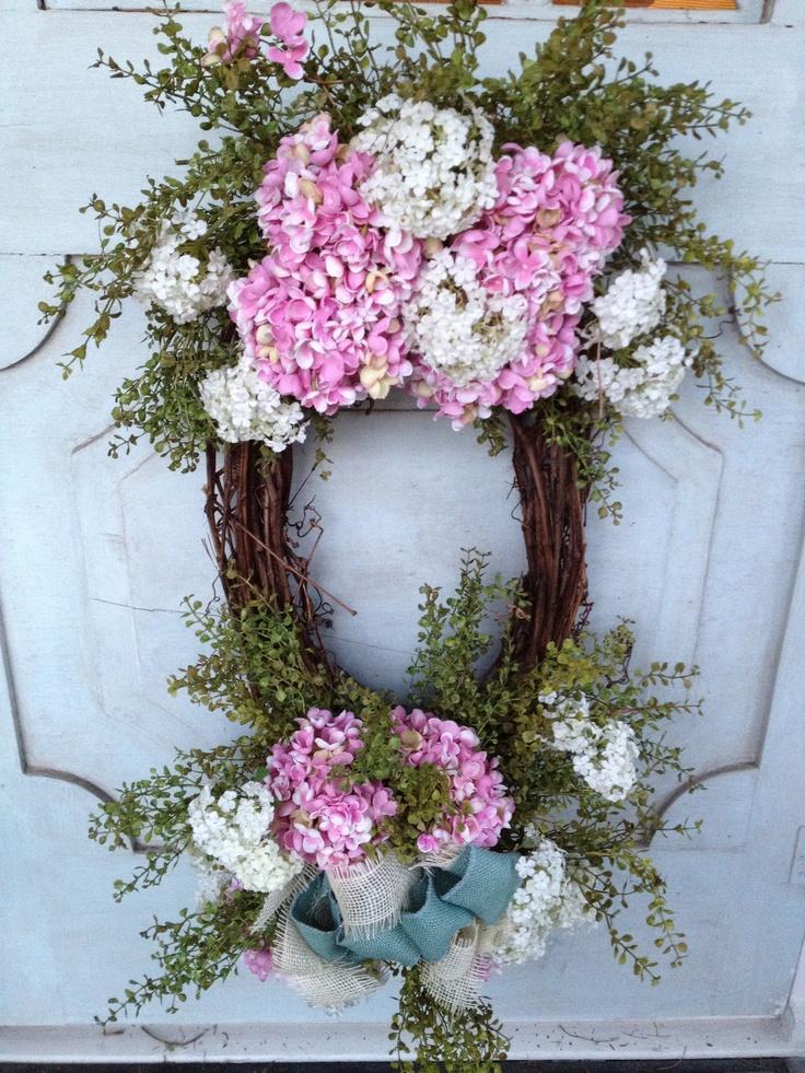 Spring Wreath Craft Ideas Pinterest