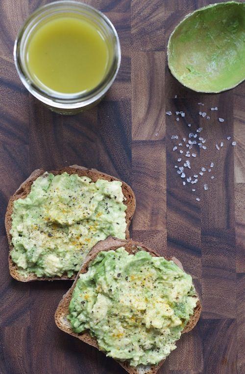 Avocado Toast Breakfast | Miscellaneous | Pinterest