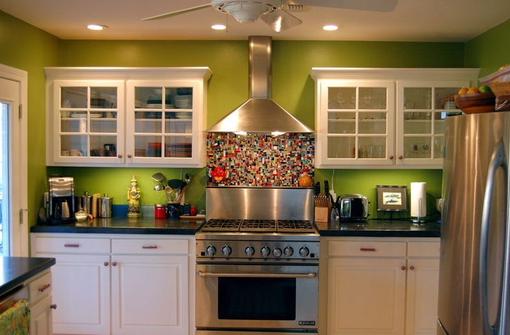 diy range backsplash kitchen color ideas pinterest